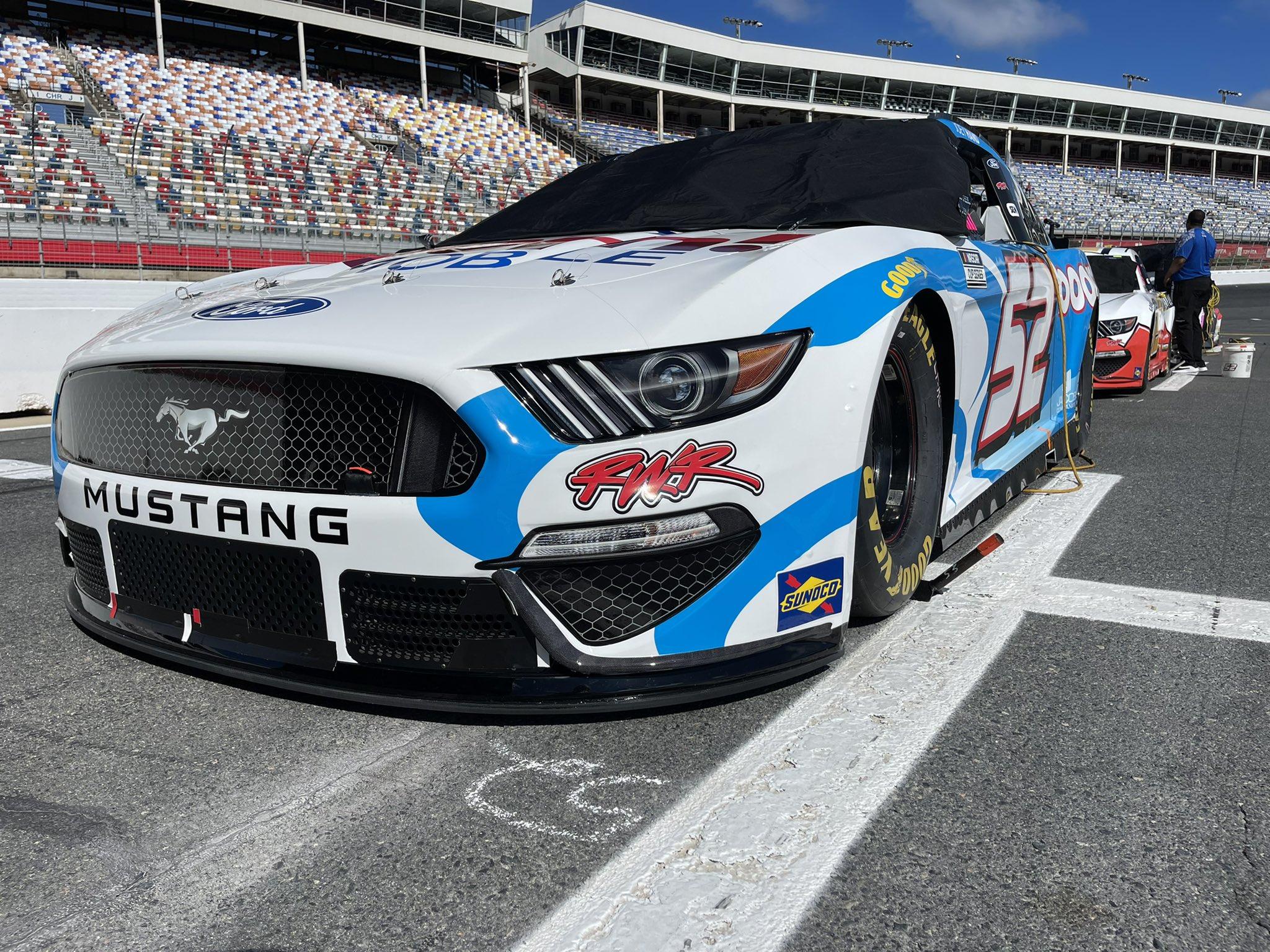 Rick Ware Racing firma alianza con Stewart-Haas Racing para 2022