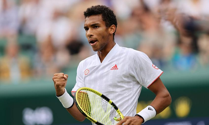Felix Auger-Aliassime: Roger Federer, Rafael Nadal siempre serán difíciles de vencer