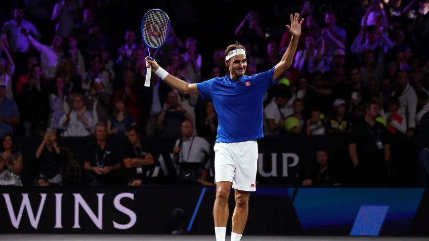 'Roger Federer es el tenis, todos somos ...', dice el ex as de la ATP