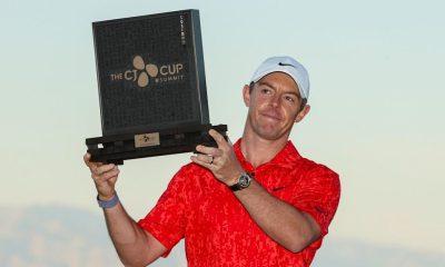 Rory McIlroy gana el vigésimo título del PGA Tour en su primera aparición desde la Ryder Cup - Getty Images