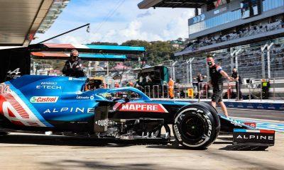 Rossi describe el camino de 100 carreras de Alpine hasta la cima de la F1
