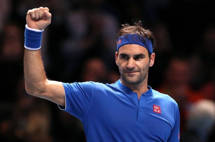 'Siempre puedo hacerle preguntas a Roger Federer y ...', dice la estrella de la WTA