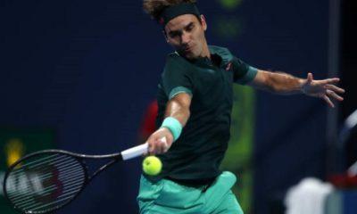 'Solo teníamos a Roger Federer, Nadal y Djokovic ...', dice el jugador de la ATP