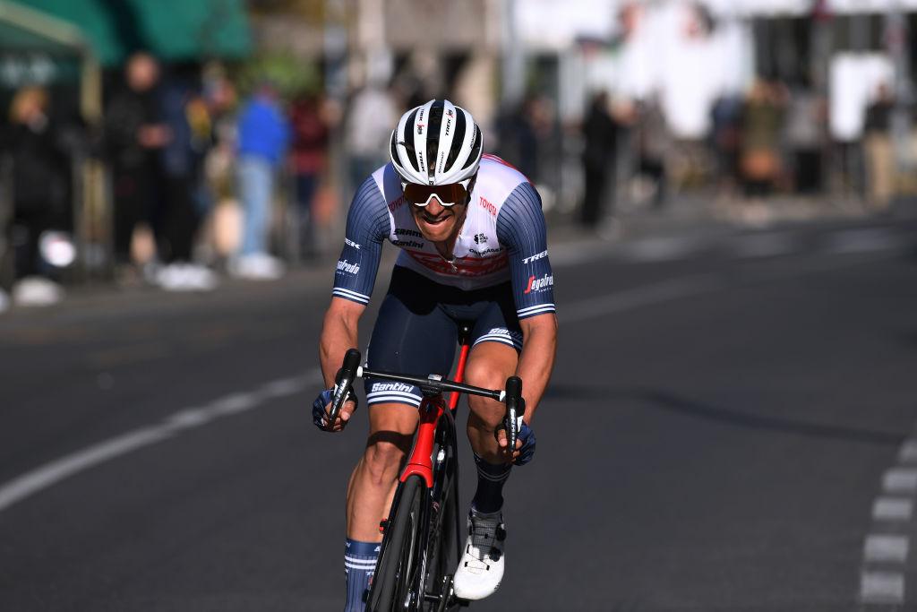 Stuyven: una París-Roubaix mojada será lo suficientemente segura para correr