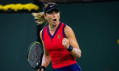 Paula Badosa: tengo confianza, estoy subiendo de nivel y por eso estoy en la final de Indian Wells