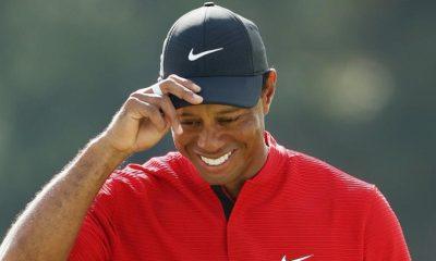 Tiger Woods, 800 millones de dólares sin golf