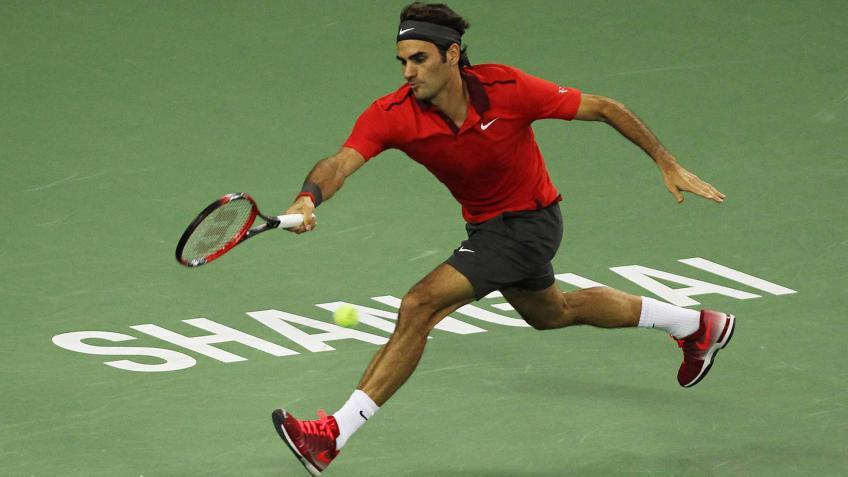 'Todavía encuentro increíble ese partido contra Roger Federer porque ...', dice el ex as