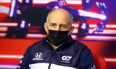 Franz Tost (AUT), director del equipo AlphaTauri en la conferencia de prensa de la FIA.  08.10.2021 Campeonato del Mundo de Fórmula 1, Rd 16, Gran Premio de Turquía, Estambul