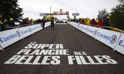 Tour de France Femmes: La Super Planche des Belles Filles