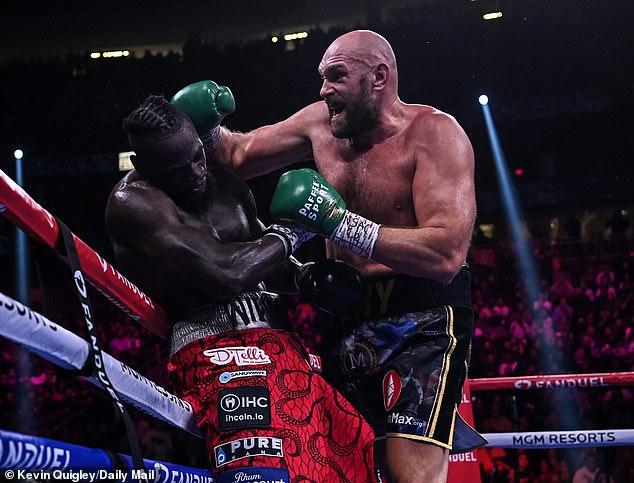 Tyson Fury quiere pelear en Manchester después de derrotar a Deontay Wilder una vez más