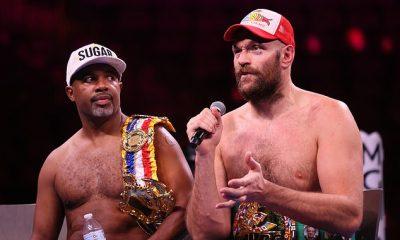 Tyson Fury recibió una suspensión médica de 45 días luego de su épica victoria en Las Vegas