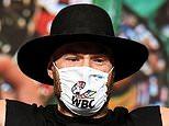 Tyson Fury vs Deontay Wilder EN VIVO: actualizaciones de lucha, tiempo de caminata por el ring y cómo ver