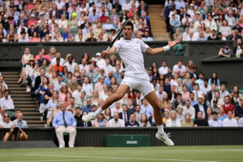 Novak Djokovic recuerda: 'Usaré la experiencia de 2016 para evitar errores'