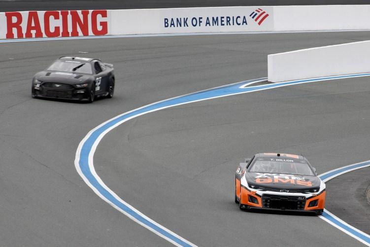 Video en vivo: Pruebas de NASCAR Next Gen en el Roval, Día 2