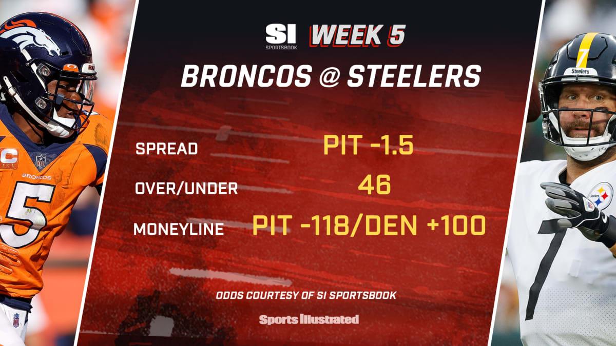 Vista previa de apuestas del domingo de la semana 5 de la NFL