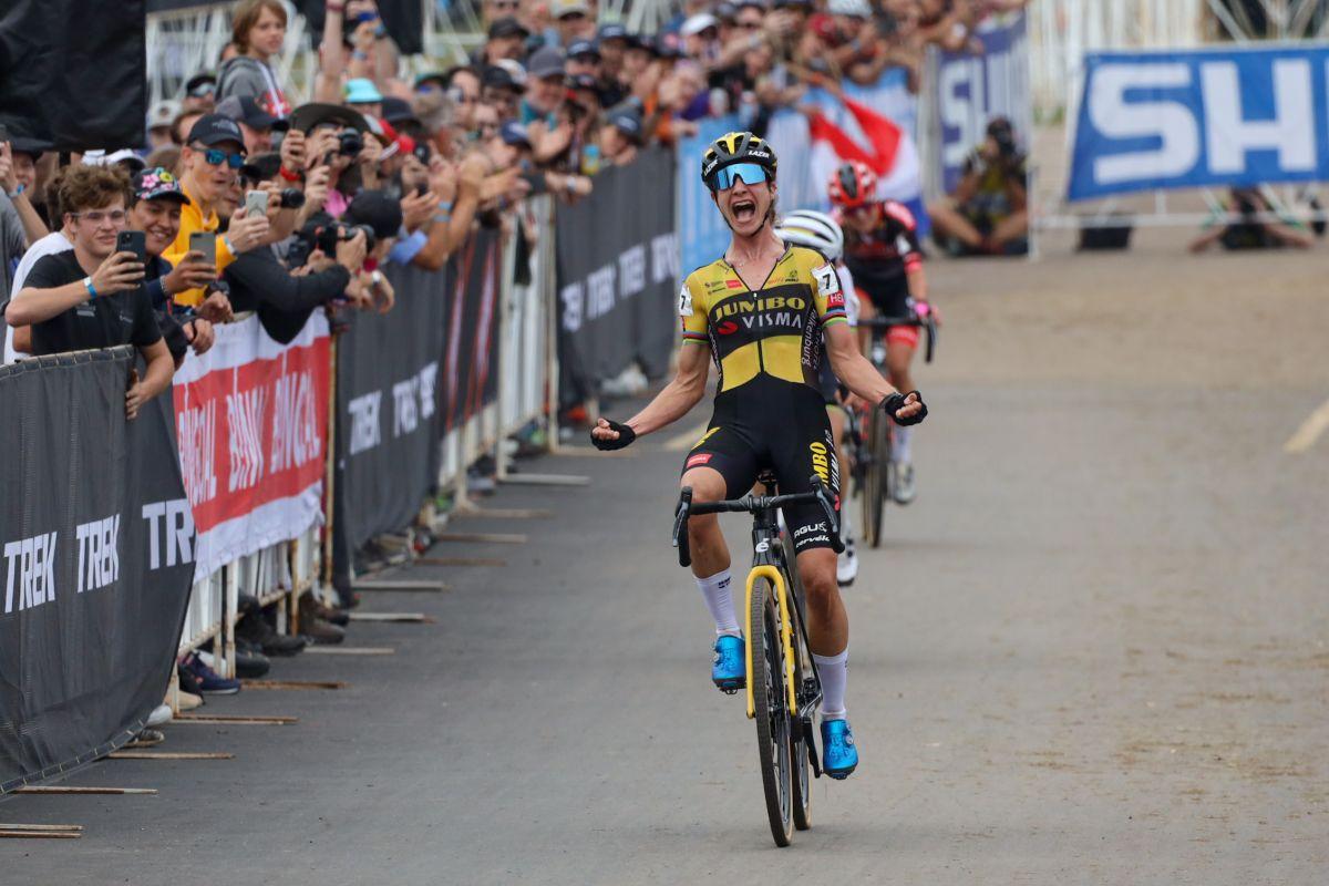 Vos gana la Copa del Mundo de ciclocross UCI en Waterloo