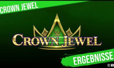 """WWE """"Crown Jewel 2021"""" en vivo e informe desde Riyadh, Arabia Saudita, EE. UU. Desde el 21 de octubre de 2021 (¡Podcast de reacción en vivo en curso en Youtube!)"""