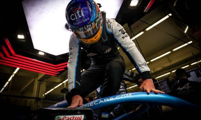Webber: Alonso 'todavía es un poco mago' el día de la carrera