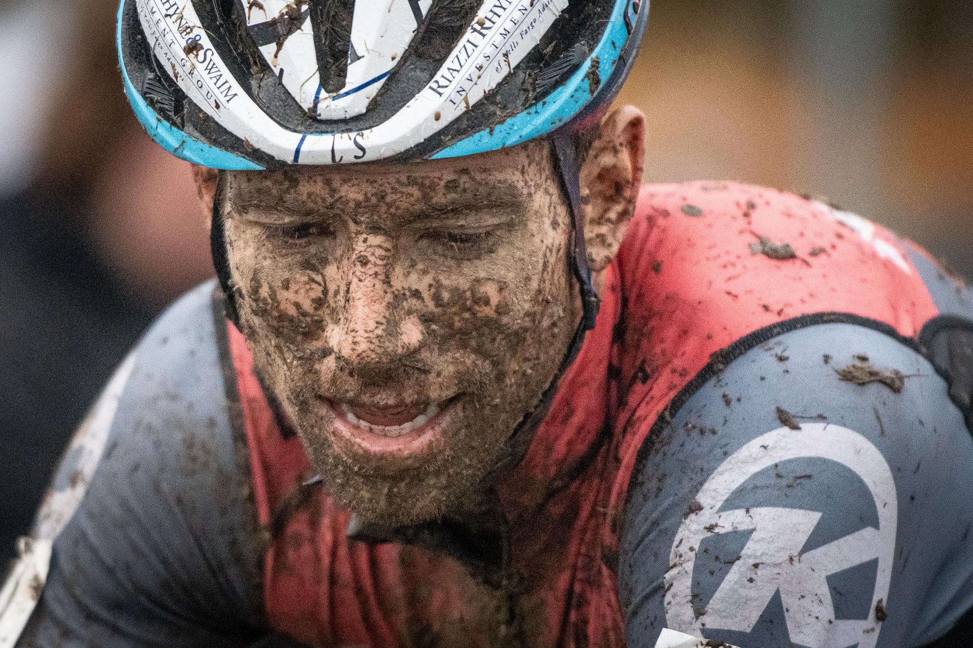 Werner persigue el título de la Serie USCX por 'exposición y gloria' en la temporada de ciclocross
