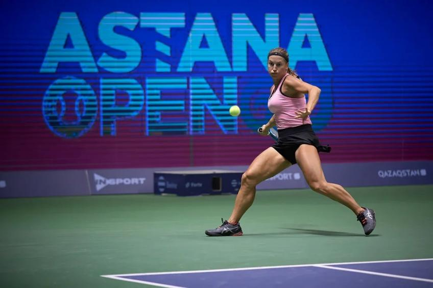 Abierto de Astana: Yulia Putintseva establece el enfrentamiento final contra Alison van Uytvanck